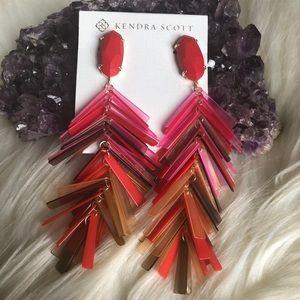 Kendra Scott Justyne earrings